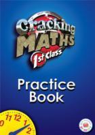 Cracking Maths 1st Class Practice Book G+M