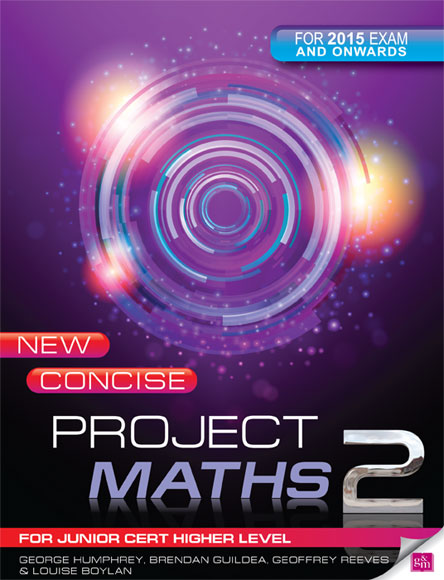 New Concise Project Maths 2 Junior Cert