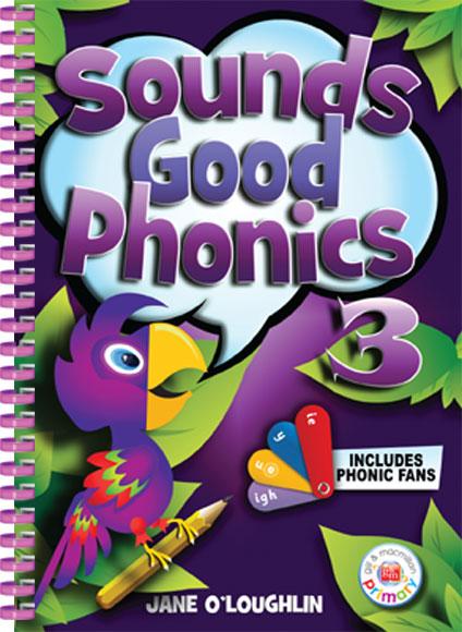 Sounds Good Phonics 3 1st Class G+M