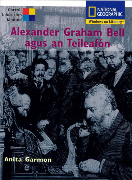 Alexander Graham Bell agus an Teileafon G+M