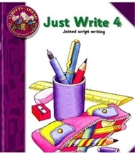 JUST WRITE 4 - (JOINED) Edco