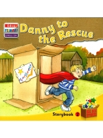 Danny to the Rescue Storybook 2 - Senior Infants