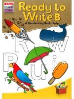 Ready to Write B - Senior Infants