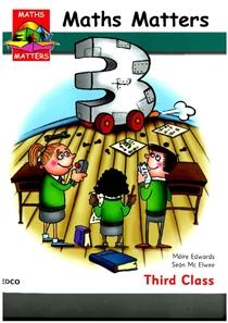 MATHS MATTERS 3 PUPILS BOOK Edco
