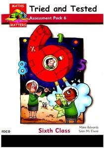 MATHS MATTERS 6 T&T ASSESSMENT Edco
