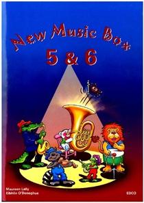 NEW MUSIC BOX 5 & 6 ACT.BK. Edco