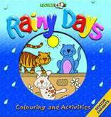 Rainy Day Senior Infants Colouring and Activity Book