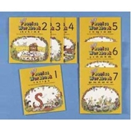 Jolly Phonics Workbooks - Set of books 1-7