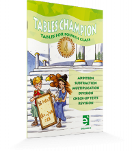 Tables Champion 4 - 4th Class