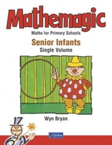 Mathemagic Senior Infants Single Volume CJF