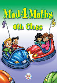 Mad 4 Maths 6th Class Gill and McMillan