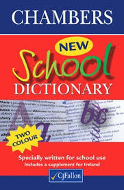 Chambers New School Dictionary Cjfallon
