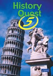 History Quest Book 5 - 5th Class