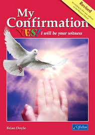 My Confirmation - Yes I will be your witness