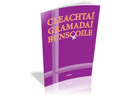 Cleachtai Gramadai Bunscoile 3rd-6th Class Folens