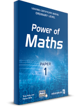 Power of Maths Paper 1 OL