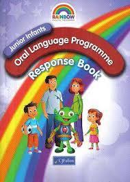 Rainbow Oral Language Junior Infants Response Book A