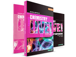 Chemistry Live Set - 2nd Edition (Text & Workbook)