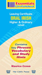 Essentials Unfolded Oral Irish
