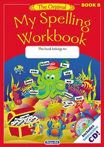 Original My Spelling Workbook B Prim-Ed