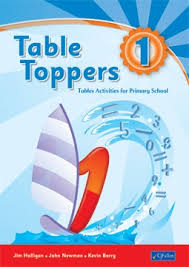 Table Toppers 1