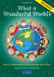 What a Wonderful World Junior Infants