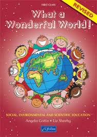 What a Wonderful World Book 1 - 1st Class