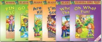 Reading Zone SI Supplementary Set 2) 6 Books