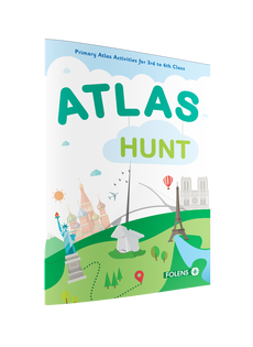 ATLAS HUNT WORKBOOK New Edition