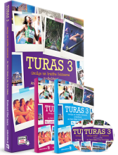 Turas 3 Pack - includes (Textbook, Portfolio/Activity Book)