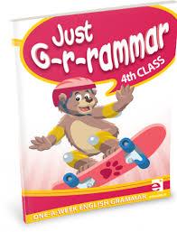 Just Grammar 4th Class - Educate.ie