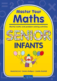 Master Your Maths Senior Infants