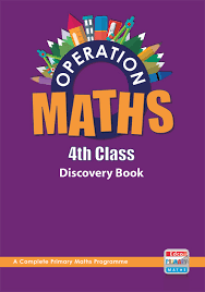 Operation Maths 4 Discovery Book