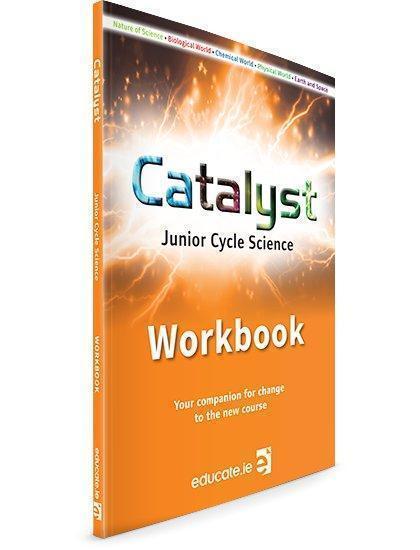 Catalyst Junior Cycle Science Workbook