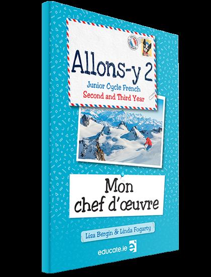 Allons-y 1 Mon Chef D'ouevre Portfolio Only