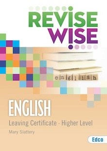 Revise Wise Leaving Cert English Higher Level