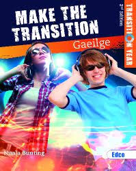 Make The Transition Gaeilge + CD 2nd Edition
