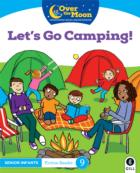 Over The Moon - Let's go Camping - Senior Infants Fiction Reader 9