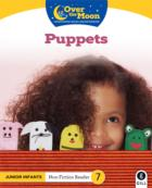 Over The Moon - Puppets - Junior Infants Non Fiction Reader 7