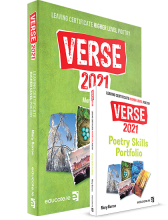 Verse 2021 Higher Level - includes Portfolio