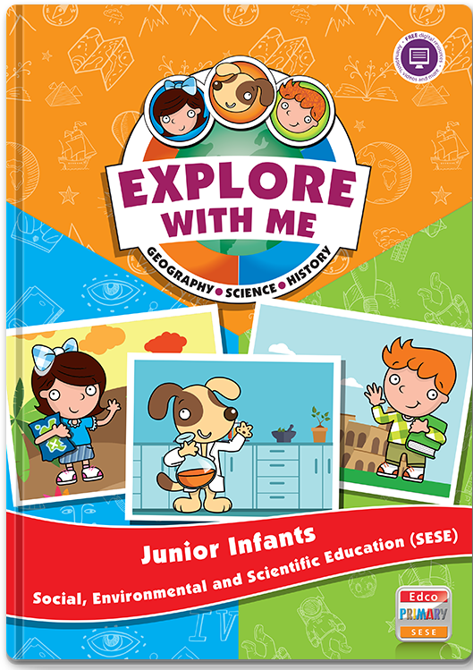 Explore with Me - Junior Infants Pack