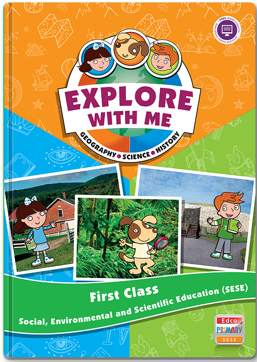 Explore with Me - 1st Class Pack