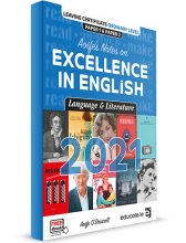 Excellence in English 2021 Paper 1 & 2 - Ordinary Level