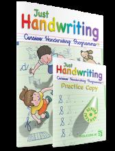 Just Handwriting NEW Cursive Senior Infants