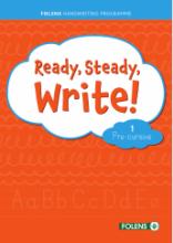 Ready Steady Write! Pre-Cursive 1