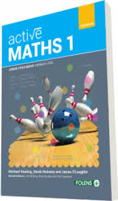 Active Maths 1 - 2nd Edition Student Learning Log Only