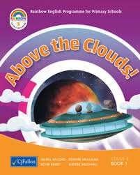 Above the Clouds! 5th Class Anthology with Portfolio