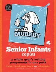 Mrs Murphy's Senior Infants Copies