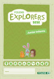 Explorers Pupil Book Junior Infants
