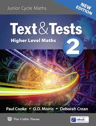 Text & Tests 2 Project Maths Higher Level New Edition
